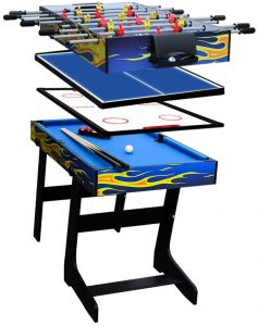 The 4-in-1 Combo Game Table By IFOYO