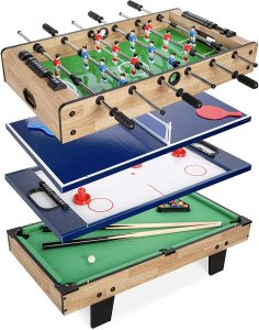 4-in-1 Multi Game Table By Best Choice Products