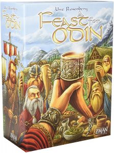 A Feast For Odin By Asmodee