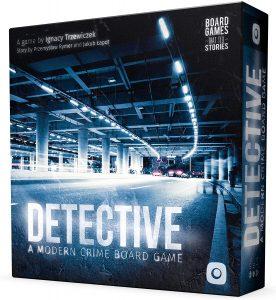 A Modern Crime Portal Board Game