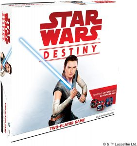 A Two-Player Star Wars Board Game