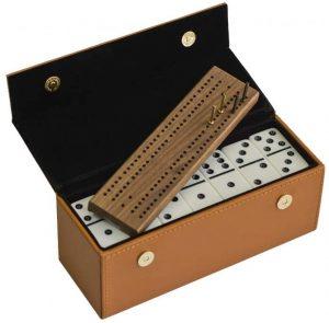 Alex Cramer Travel Domino Set