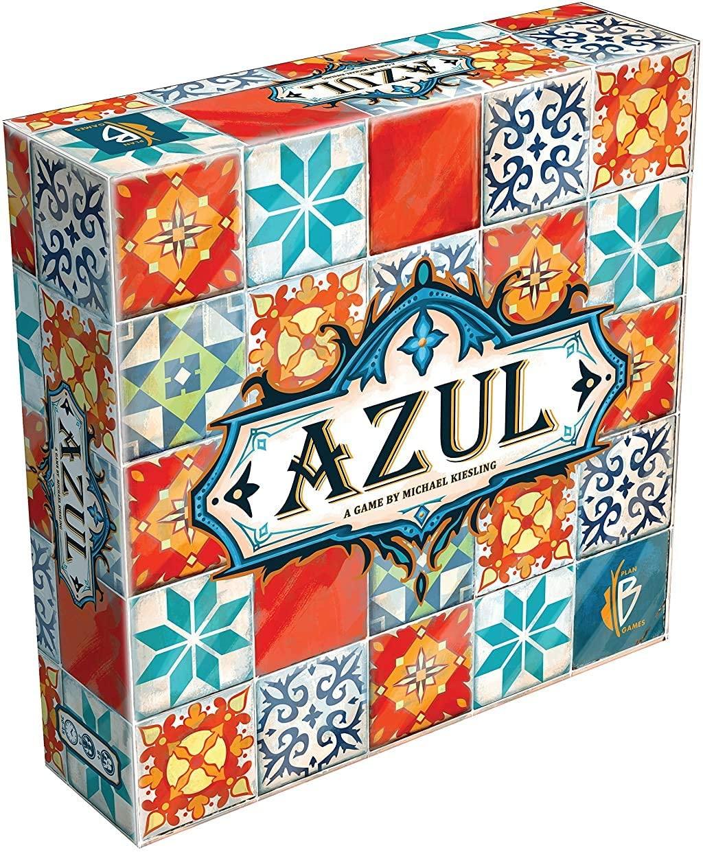 Azul Board Game By Michael Kiesling
