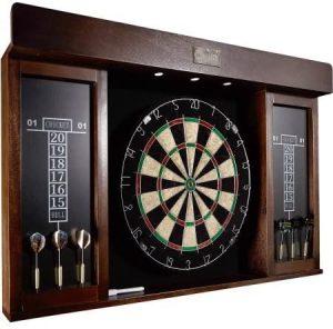 Barrington 40 Dartboard Cabinet