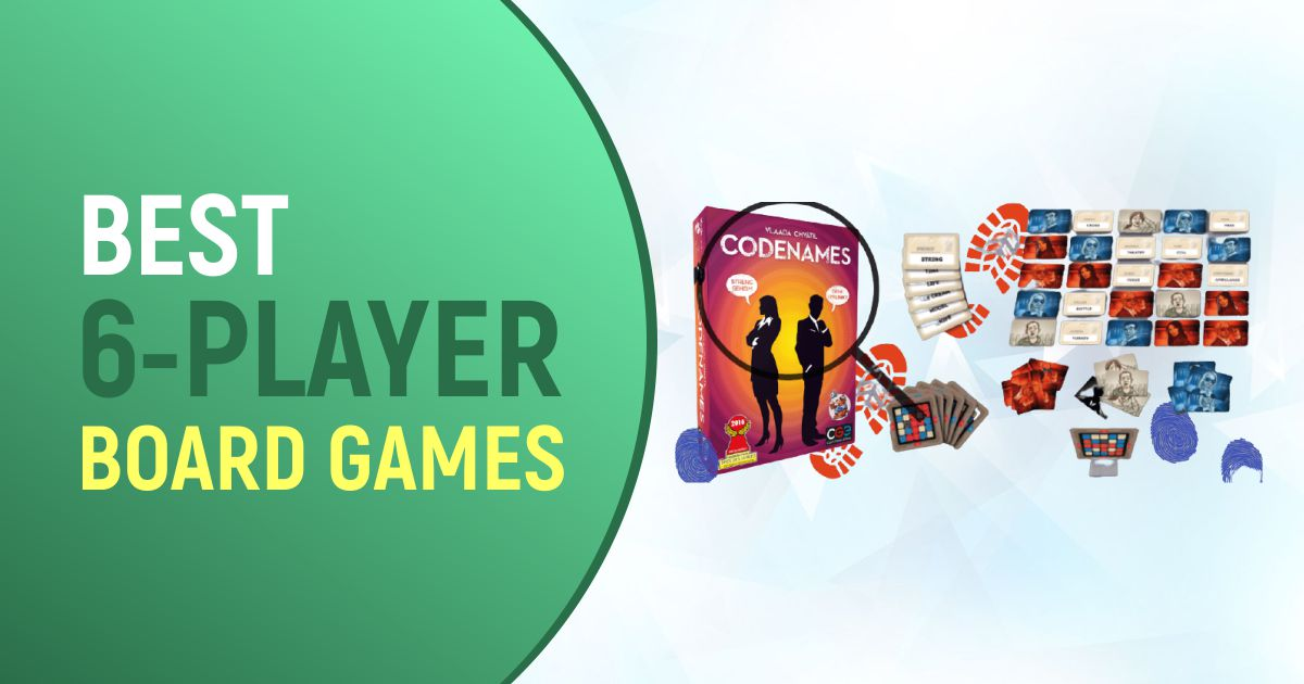 Best 6-Player Board Games