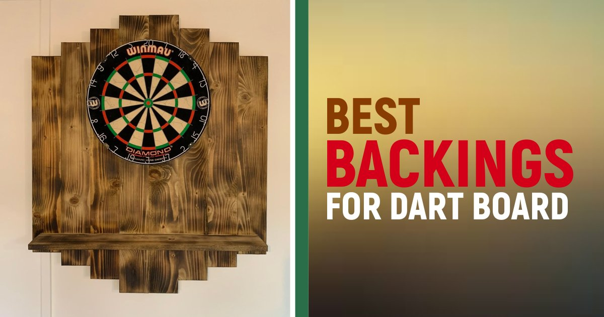 Best Backings For Dart Board To Try This Year