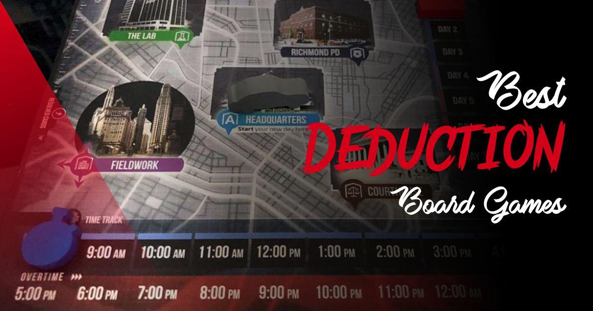 Best Deduction Board Games