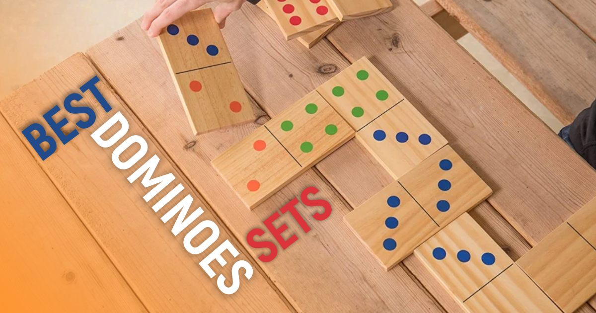 Best Dominoes Sets To Have Fun This Year