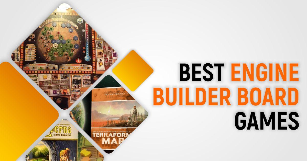 Best Engine Building Board Games