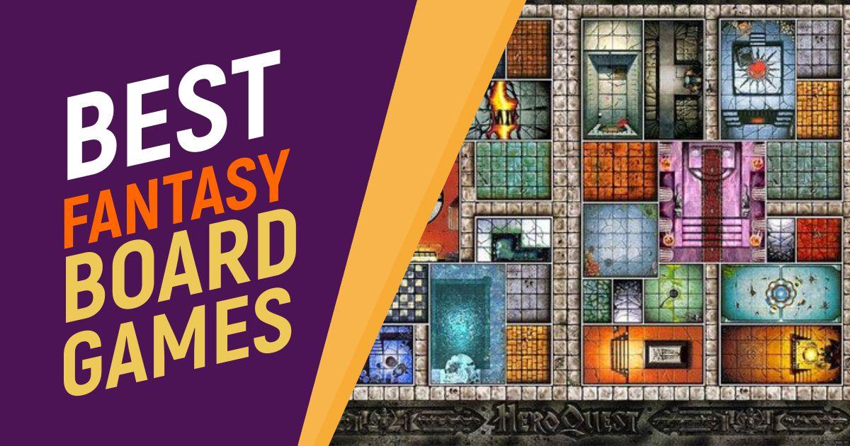Best Fantasy Board Games