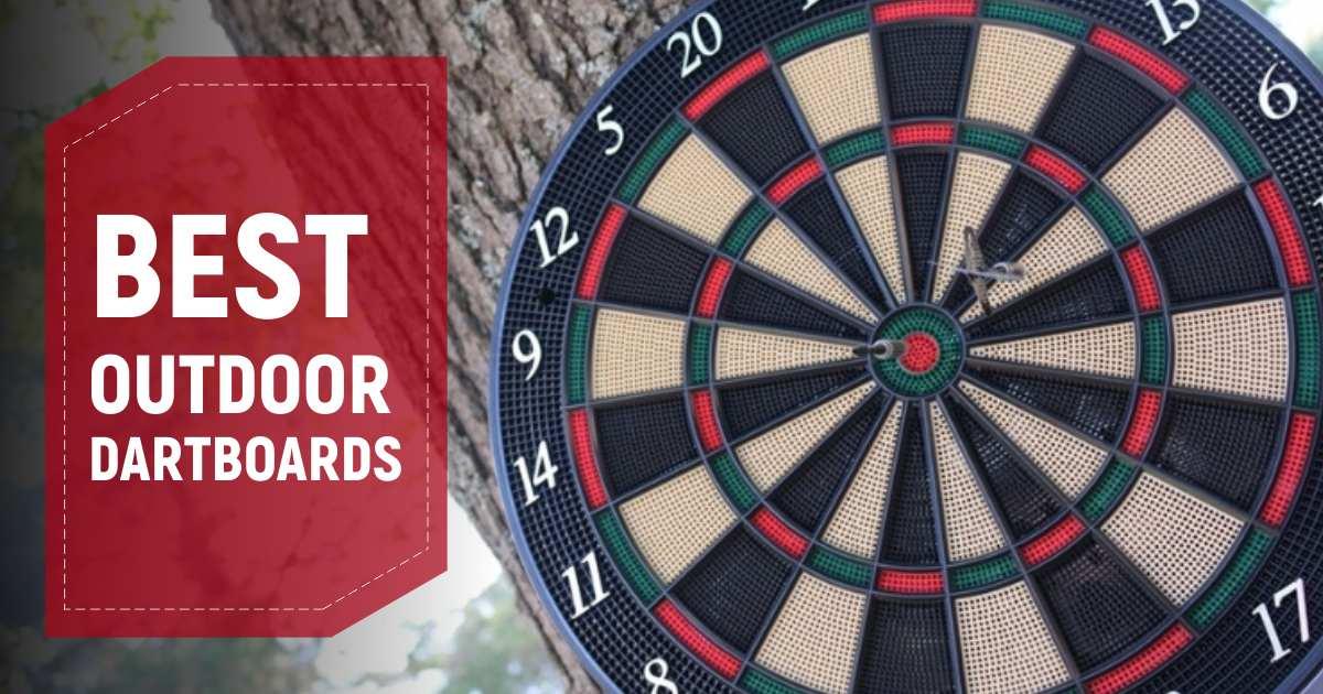 Best Outdoor Dartboards For Best Performance