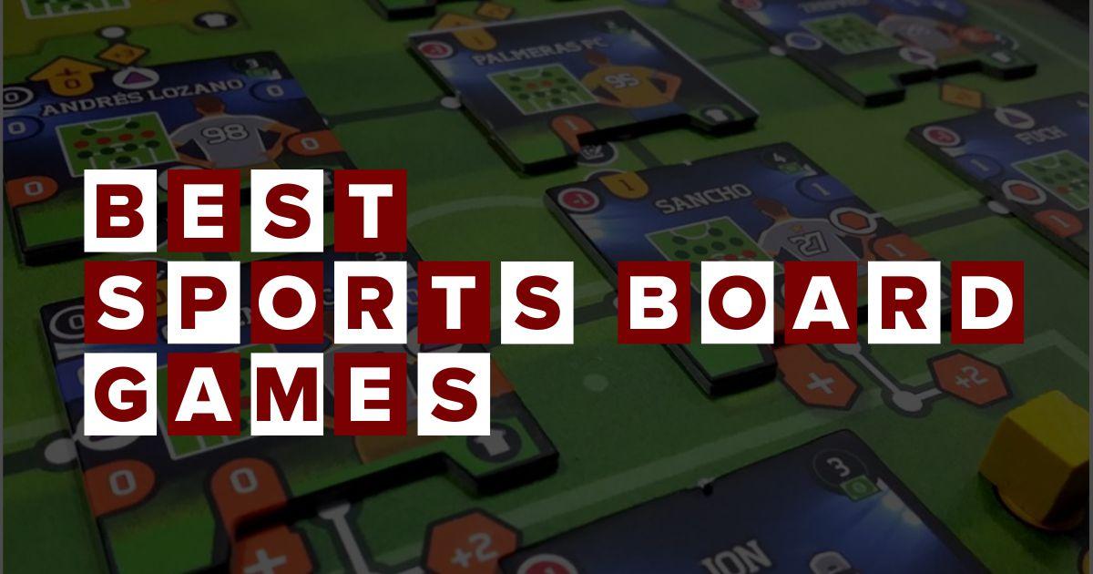 Best Sports Board Games