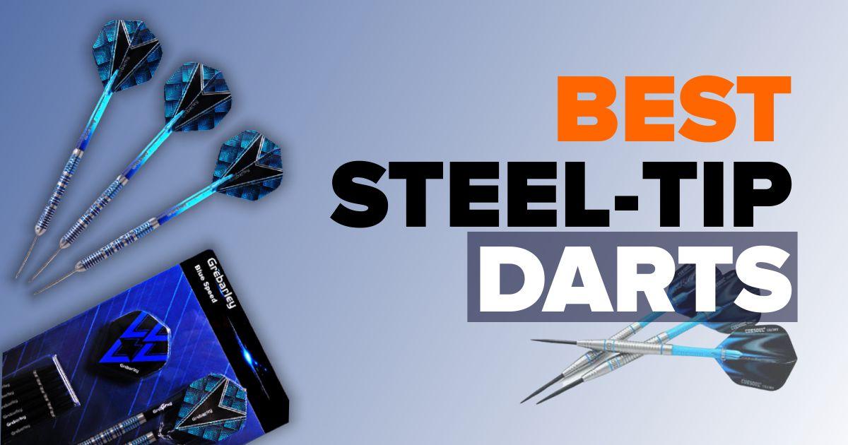 Best Steel Tip Darts