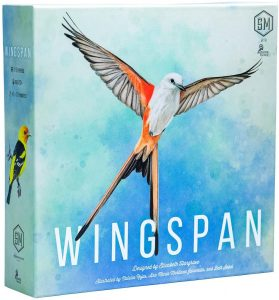 A Bird-Collection Board Game In Wingspan