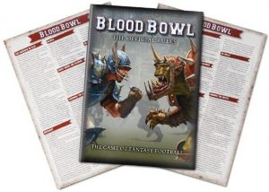 Blood Bowl New Game Board Edition