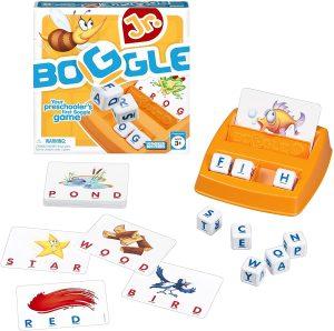 Boggle Junior Preschool Game