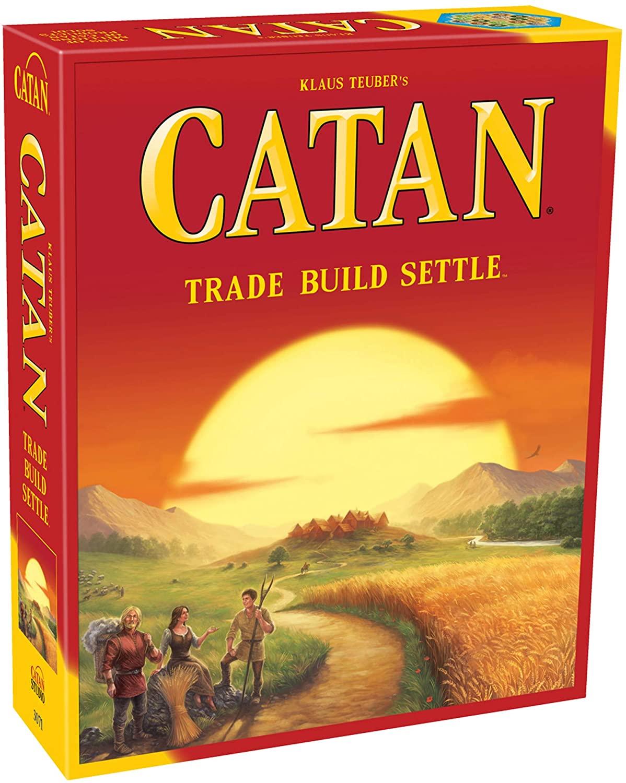 CATAN Family Adventure Board Game