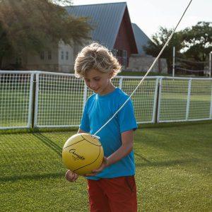 Champion Sports Portable Tetherball Set