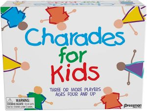 Charades For Kids - Fun Board Game