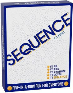 Classic Sequence Board Game