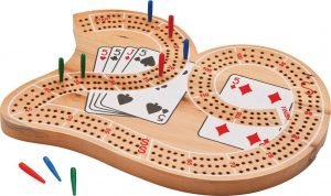 """Classics """"29"""" Cribbage Board Game by Mainstreet"""