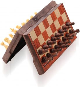 ColorGo Magnetic Travel Chess Set