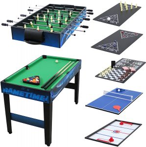10 Combination Game Table By Sunnydaze