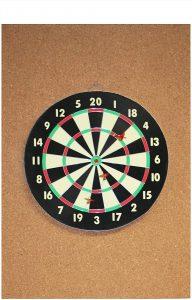 Cork Dart Board Backer