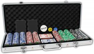 Da Vinci Professional Poker Chips Set