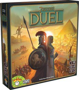 Duel In Asmodee 7 Wonders