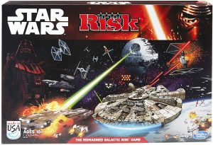 Exclusive Star Wars Board Game In Risk Edition