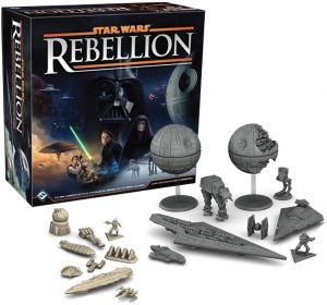 Fantasy Flight Games Presents Star Wars Rebellion