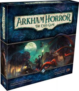 Fantasy Flight Presents Arkham Horror