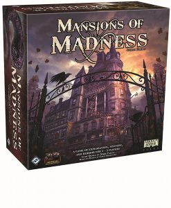 Fantasy Flight Presents Mansions Of Madness (2nd Edition)