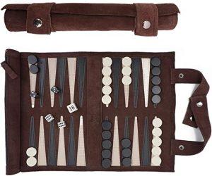 Foldable Backgammon Set By Sondergut