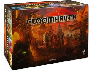 Gloomhaven Board Game By Cephalofair