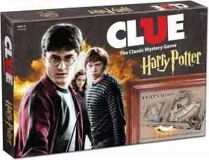 Harry Potter Clue Game By Hasbro Gaming