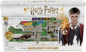 Harry Potter Magical Beasts By Pressman