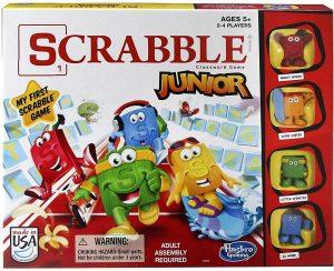 Hasbro Gaming Presents Scrabble Junior