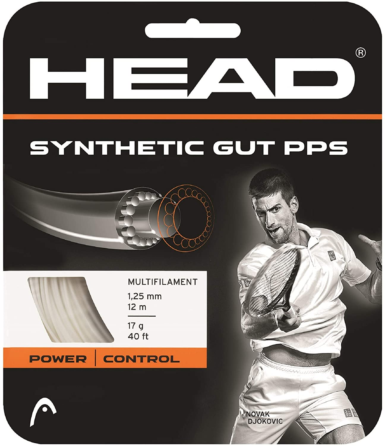 Head Synthetic Gut PPS Multifilament String