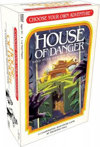 House of Danger by Z-Man Games
