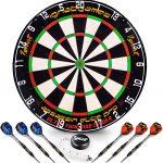 IgnatGames Professional Dart Board Set
