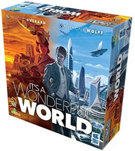 Lucky Duck Games Presents It's a Wonderful World