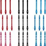 MAXMAU Aluminium Dart Shafts Darts