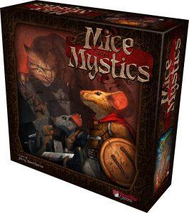 Mice & Mystics by Z-Man Games