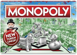 Money Pack Monopoly Board Game
