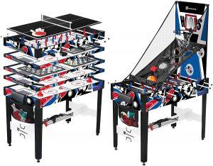 Multi Game Table Set By MD Sports