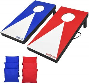 Multi-Purpose Cornhole Game board by GoSports