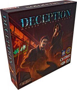 Murder In Hong Kong - Deception