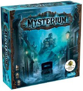 Mysterium Multi-Standard Game Board